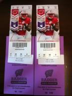 Win Badger Football Tickets!