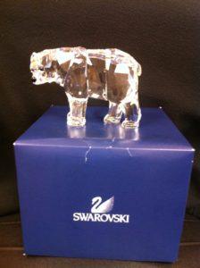 Crystal Swarovski Polar Bear