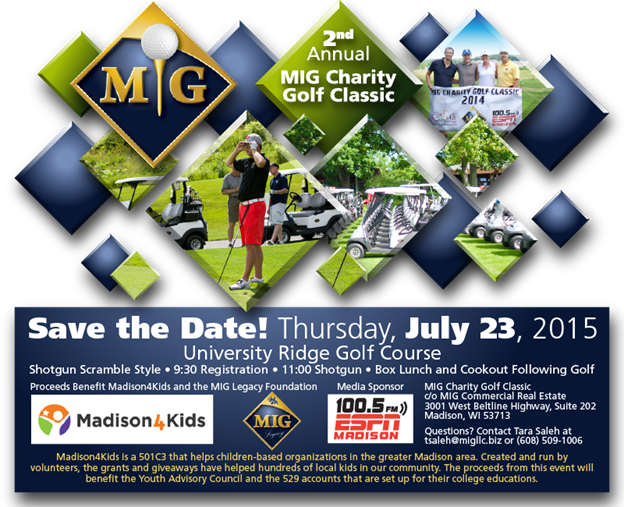 MIG Charity Golf Classic